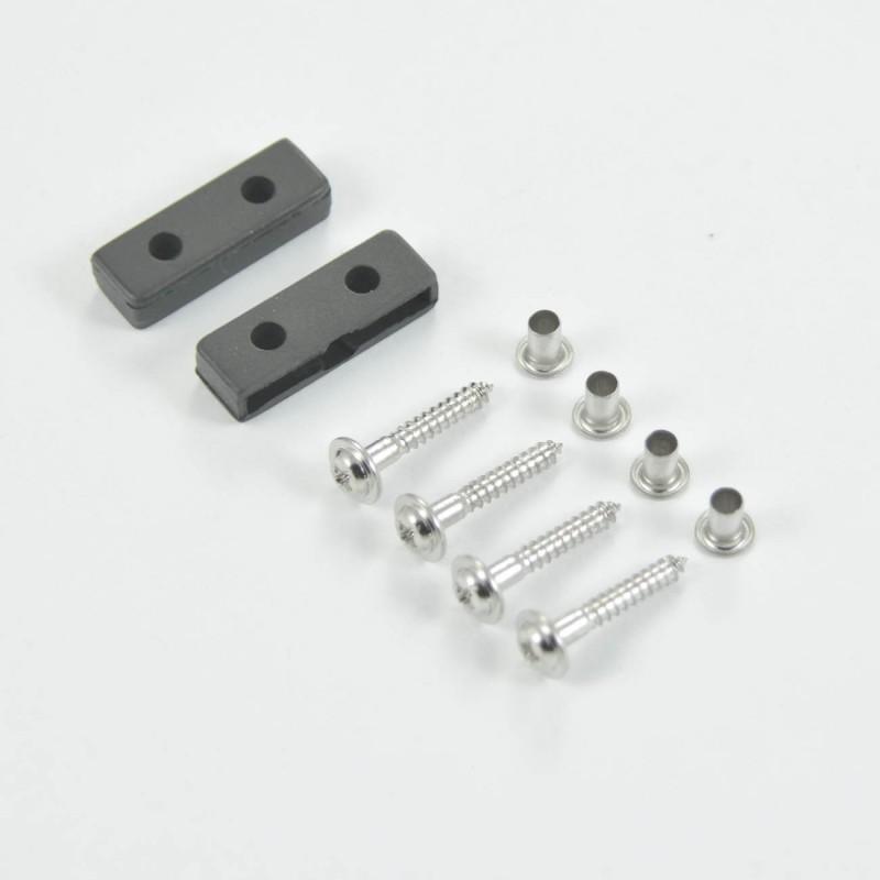 O0010001-1 Gasket & Screw