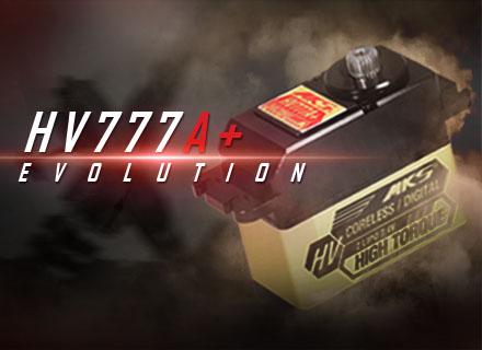 HV777A+ New Standard Servo Release!
