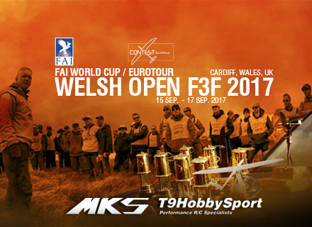 MKS is honored to support 2017 Welsh Open again!