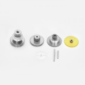 HBL3850 Servo Metal Gears Package